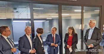 Laschet bei IBM in Ehningen: Speeddate mit Quantencomputer - Sindelfinger Zeitung / Böblinger Zeitung