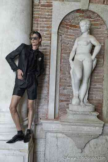 See Every Look from Saint Laurent Men's Spring/Summer 2022 Collection - Anthony Vaccarello - L'Officiel USA