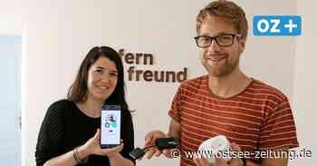 Hilfe für Familien: Start-Up-Unternehmen aus Bad Doberan erfindet Fernfreund - Ostsee Zeitung