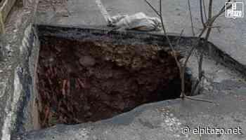 Barinas | Luchador social advierte peligro de derrumbe de carretera Troncal 05 - El Pitazo