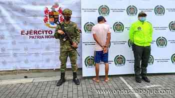 """Integrante del Grupo Delincuencial Organizado Local """"los Tastis"""" fue capturado en Lérida - Ondas de Ibagué"""