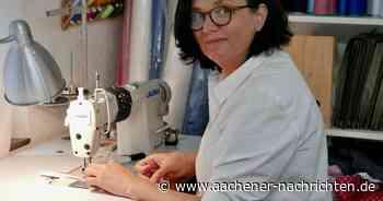 Natalya Steffens: Tragbare Textilkunst aus Monschau - Aachener Nachrichten