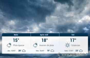 Nogent-sur-Seine et ses environs : météo du mercredi 14 juillet - L'Est Eclair