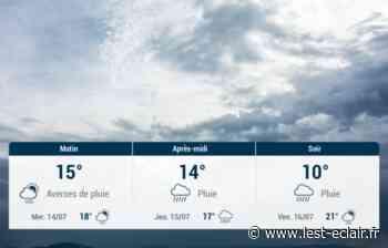 Nogent-sur-Seine et ses environs : météo du mardi 13 juillet - L'Est Eclair
