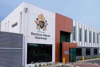 Teacher COVID-19 case forces Bacchus Marsh Grammar to close | Melton & Moorabool - Star Weekly