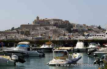 Majorca, Menorca and Ibiza put back on England's amber travel list - Melton Times