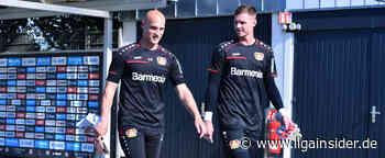 Bayer Leverkusen: Wird Lennart Grill an Union Berlin verliehen? - LigaInsider