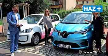 Ronnenberg: Stadtmobil Carsharing-Fahrzeug in Empelde fährt elektrisch - Hannoversche Allgemeine