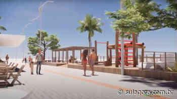 Projeto de revitalização na orla do Mar Grosso, em Laguna, é apresentado - Sul. Agora