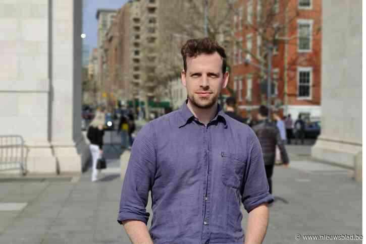 """Regisseur-acteur Vincent Van der Velde (32) gebruikt New York als springplank: """"Kortfilm <I>FIX </I>is opstap naar meer"""""""