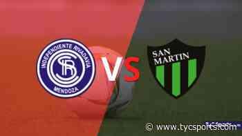 Independiente Mdz. recibirá a San Martín (SJ) por la fecha 17 de la zona B - TyC Sports