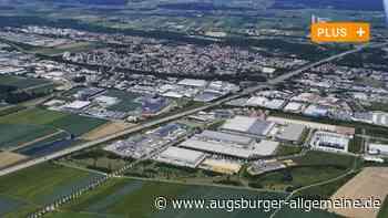 Gersthofen macht für Grundstückskäufe 26 Millionen Euro Schulden - Augsburger Allgemeine