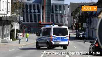 Corona lässt Zahl der Straftaten in Gersthofen sinken - Augsburger Allgemeine