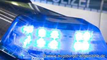 Polizei sucht nach geflüchtetem Motorradfahrer in Gersthofen - Augsburger Allgemeine