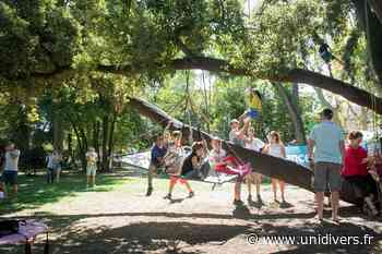 ANIMATION / DECOUVERTE ENVIRONNEMENT : ESCALADE EN CHENE MAJEUR – Copie Lunel-Viel dimanche 22 août 2021 - Unidivers