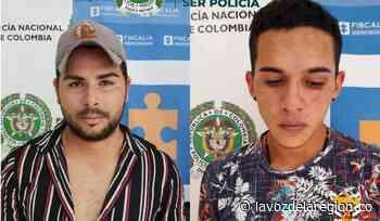 Asesinaron a dos hombres y las autoridades los capturaron en Paicol y La Plata - Huila