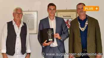 Kaufering: Mehrere Auszeichnungen für Profifußballer Florian Neuhaus - Augsburger Allgemeine