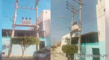 Lambayeque: instalan transformador para planta de oxígeno en Mochumí - LaRepública.pe