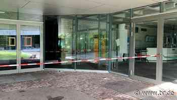 Unbekannte stehlen EDV aus Schulen in Starnberg und Puchheim - BR24