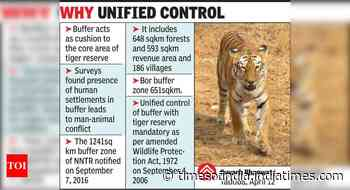 For over 5 years, Maha govt sitting over Bor and Nagzira unified control plan - Times of India