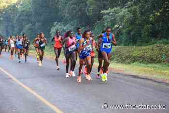 Star Sports: Jelagat, Bor run away with Re-Discover Nandi 10km titles - The Star, Kenya