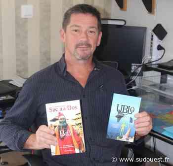 Biganos : dépaysement assuré avec Matt James Malpass, en dédicace à la librairie Auchan - Sud Ouest