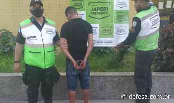 Segurança Presente Japeri prende dois homens que assaltaram ônibus - Defesa - Agência de Notícias