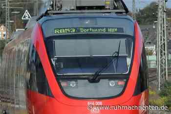Was am Donnerstag in Schwerte wichtig ist: Zugausfälle im Regionalverkehr - Ruhr Nachrichten