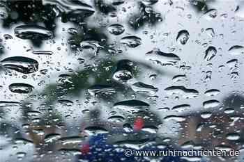 Wetterdienst warnt bis Donnerstagmorgen vor extremem Dauerregen in Schwerte - Ruhr Nachrichten