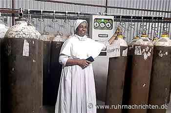 Klinik in Adimali in Not: Sauerstoffflaschen landen auf dem Schwarzmarkt - Ruhr Nachrichten
