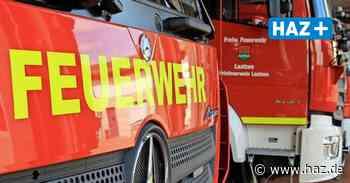 Laatzen: Feuerwehr rückt nach Brandalarm zur AES aus - Hannoversche Allgemeine