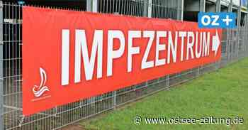 Auch Touristen: Vorpommern-Greifswald öffnet Impfzentren für alle - Ostsee Zeitung