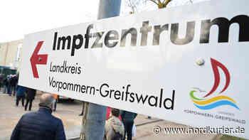 Corona-Impfungen ohne Termin in Vorpommern-Greifswald - Nordkurier