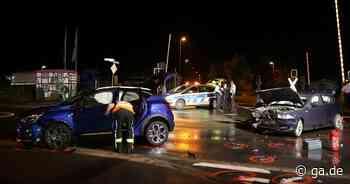 Troisdorf: Fünf Menschen bei Unfall auf Bonner Straße verletzt - General-Anzeiger Bonn