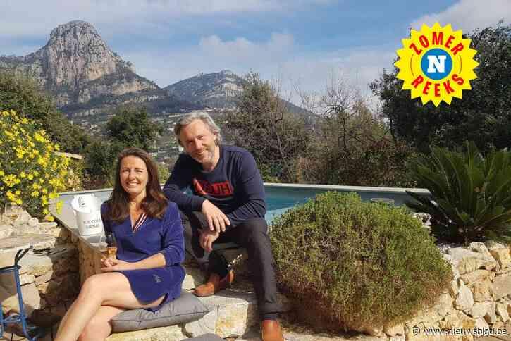 """Fabienne (50) realiseert droom met B&B aan Côte d'Azur: """"Precies één maand na de opening sloeg de coronacrisis toe"""""""