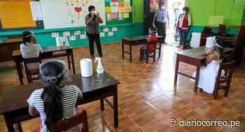 Ica: Inician clases de manera semipresencial en Palpa - Diario Correo