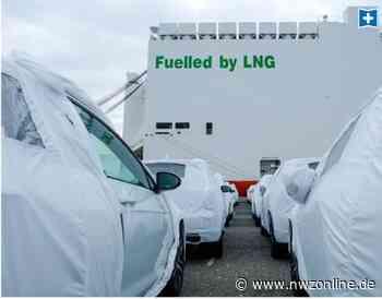 Konzern setzt auf Umweltschutz: VW will künftig sechs statt zwei Gas-Schiffe ab Emden einsetzen - Nordwest-Zeitung