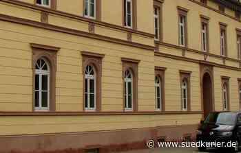 Meßkirch, Sigmaringen: Geringere Geldstrafe für Firmenchef wegen Einsturz eines Gerüsts mit zwei Verletzten - SÜDKURIER Online