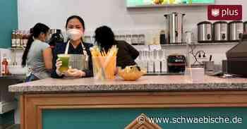 Erster Bubble-Tea-Laden in Sigmaringen eröffnet - Schwäbische