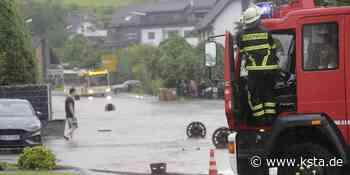 Unwetter in Oberberg: Alarm für alle Feuerwehreinheiten in Wipperfürth und Lindlar - Kölner Stadt-Anzeiger