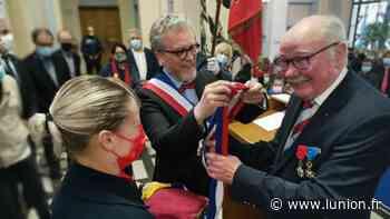 Chauny : Marcel Lalonde, 5 mandats et cette fois maire honoraire - L'Union