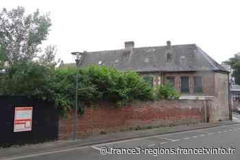 À Chauny dans l'Aisne, la démolition d'un presbytère du XVIIIe siècle, plus vieux bâtiment de la ville, sème l - France 3 Régions