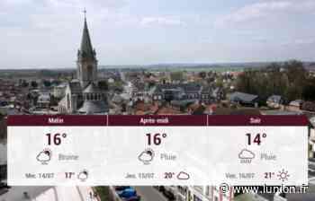 Chauny et ses environs : météo du mardi 13 juillet - L'Union