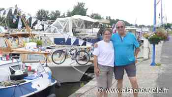 À Chauny, le quartier de la Chaussée et son port espèrent profiter de la réouverture du canal - L'Aisne Nouvelle