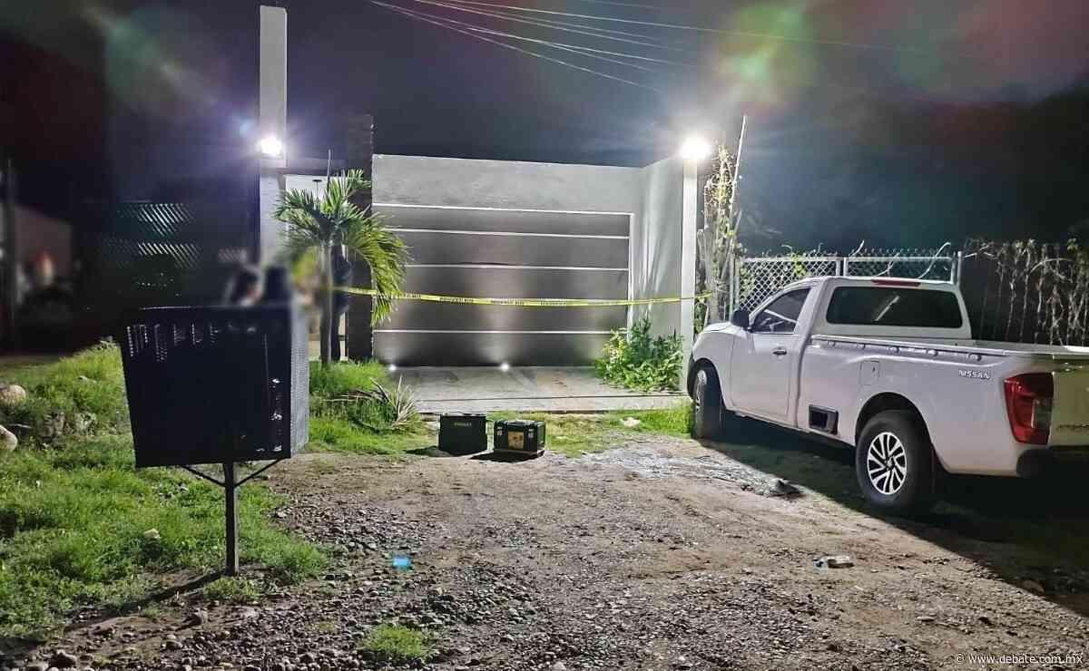 Asesinan a balazos a un hombre en la colonia Buena Vista al norte de Culiacán - Debate