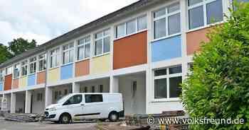 Grundschule Spangdahlem wird vor Ende der Sommerferien fertig - Trierischer Volksfreund