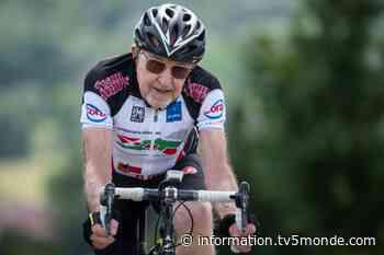 Cyclisme: René Gaillard, une vie de coursier et encore des records à battre - TV5MONDE