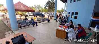 Anuncian más vacunatorios en el departamento de Caaguazú para llegar a más personas - Nacionales - ABC Color