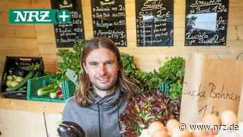 Hamminkeln: Biogemüse gibt es nun in der Holzhütte - NRZ