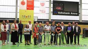 TVR Hauptversammlung - TVR feiert dieses Jahr sein 160-jähriges Bestehen - Schwarzwälder Bote